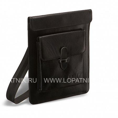 Кожаная сумка через плечо Nettuno (Неттуно) black BRIALDI BRIALDI-1025Мужские сумки через плечо<br>Вызывающий внешний вид, обилие четких ровных линий, тонкий и подтянутый сбоку, оригинальная фиксация хлястика – через кожаную скобку. Уверенно впишется в Ваш гардероб, в том числе неформальный. Сшит из великолепной кожи, радует аккуратной отделкой и отличной – из сатинированного металла – фурнитурой. Под клапаном – лицевой наружный карман на скрытых магнитах. С уверенностью можно сказать, что это лучшее место для Вашего планшетника. Внутренняя отделка из отличной, приятной для рук ткани.<br><br> Высококачественная натуральная кожа Great NappaРазработан специально для формата А4 и планшетов AppleВозможность разместить iPad/ноутбук до 10,1дюймовСпециально вынесенный наружу карман для мелочей и комм...<br>Материал: Натуральная кожа; Цвет: Черный; Пол: Мужской; Артикул: brialdi-1025;