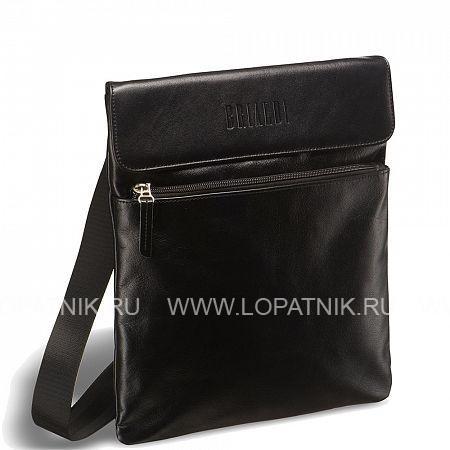Кожаная сумка через плечо BRIALDI Lecco? (Лекко) black BRIALDI BRIALDI-1037Мужские сумки через плечо<br>Модный планшет для молодых, внимательных к своему имиджу, людей. В дизайне эффектно использован модный тренд – мягкий силуэт низа планшета и жесткий верх. Оригинальный клапан, спадающий мягкой складкой, фиксируют скрытые магниты. В отделении имеется карман на молнии, гнезда для телефона, визиток и письменных принадлежностей. Внешний карман на молнии для важных мелочей.<br><br> Высококачественная натуральная кожа уникальной текстуры сорта Great NappaВместимость формата А4Возможность разместить iPad/ноутбук до 11,6дюймовУдобный органайзер внутриТканевый подклад с защитным покрытием SilktouchРегулируемый плечевой ременьУсиленная нейлоновая молнияВнутренние основное отделения на молнииНаружное отделе...<br>Материал: Натуральная кожа; Цвет: Черный; Пол: Мужской; Артикул: brialdi-1037;