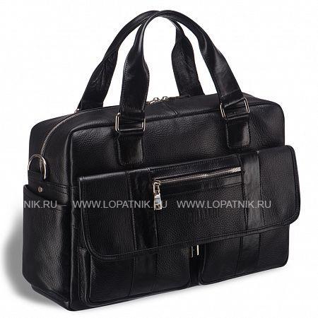 Купить Вместительная сумка для документов BRIALDI King (Кинг) relief black BRIALDI BRIALDI-15165, Черный, Натуральная кожа