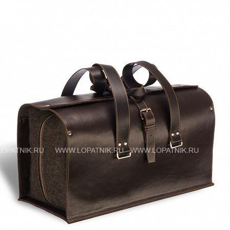 Уникальная дорожная сумка BRIALDI Bonifati (Бонифати) brown BRIALDI BRIALDI-17814Дорожные сумки<br>Безупречная сумка. Находка для того, кто в любой, даже в утомительной поездке стремится выглядеть эффектно и стильно. Престижная, дорожная и спортивная   модель для тех, в чей стиль жизни важное место занимает дизайн. Кожа отличной выделки радует взгляд. Дизайн модели оригинальный: для молодых и состоявшихся людей, для мужчин и женщин. Аккуратный пошив и оформление. Язычки молний элегантно оправлены в кожу. Основное вместительное отделение открывается удивительно широко, вещи удобно располагаются так, как Вам необходимо. У модели устойчивая и проверенная временем форма прямоугольного типа. Основное отделение и внутреннее убранство выполнено из натурального войлока. Аккуратно сделанные, ...<br>Материал: None; Цвет: None; Пол: None; Артикул: brialdi-17814;
