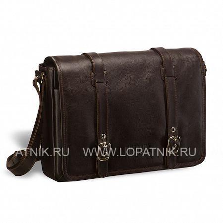 """Кожаная сумка через плечо Turin (Турин) brown BRIALDI BRIALDI-2980Мужские сумки через плечо<br>Отличная сумка с запоминающейся """"внешностью"""": кожаные ремни по всему периметру внешнего вида, подчеркивают шикарный вид кожи. На обратной стороне модели вместительный карман на молнии. В основном отделении большой карман на молнии, а так же открытый карман. Эта модель по вместительности не уступает портфелю классического кроя и с комфортом примет его содержимое к себе на борт.<br><br> Высококачественная натуральная кожа сорта Great NappaВмещает ноутбук размером 14""""Тканевый подклад с защитным покрытием SilktouchСнаружи сзади одно большое отделение с органайзером для канцелярииДва внутренних отделения на молнии: основное для MacBook/ноутбука, документов и журналов; малое для Ваших личных вечей, iP...<br>Материал: Натуральная кожа; Цвет: Коричневый; Пол: Мужской; Артикул: brialdi-2980;"""