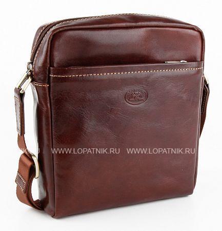 Купить Сумка вертикальная с плечевым ремнем TONY PEROTTI 271413/2, Коричневый, Натуральная кожа