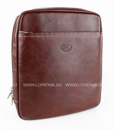 Купить Сумка вертикальная с плечевым ремнем TONY PEROTTI 274459/2, Коричневый, Натуральная кожа