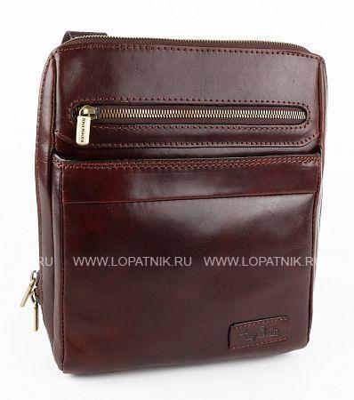 Купить Мужская сумка для документов TONY PEROTTI 304445/2, Коричневый, Натуральная кожа