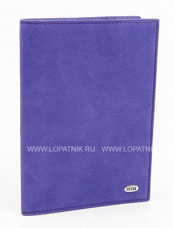 Мужская обложка для паспорта  PETEK 581.142.27Обложки для паспорта<br>Обложка для паспорта Petek из натуральной кожи. Снаружи металлическое лого PETEK. Без металлических уголков.<br>Материал: Натуральная кожа; Цвет: Фиолетовый; Пол: Мужской; Артикул: 581.142.27;