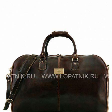 Купить Портплед из натуральной кожи TUSCANY TL141538-02, Коричневый, Натуральная кожа