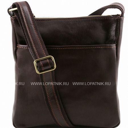 Купить Сумка вертикальная с плечевым ремнем TUSCANY TL141300-02, Коричневый, Натуральная кожа