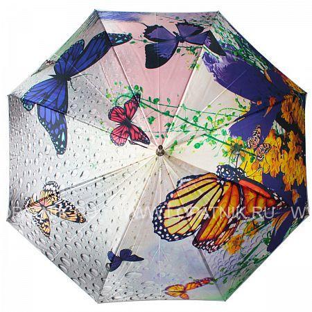 Купить Зонт-трость женский FLIORAJ 051109 FJ, Разноцветный