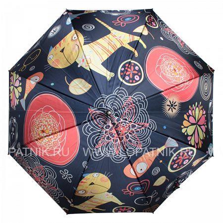 Купить Зонт-трость женский FLIORAJ 051108 FJ, Разноцветный