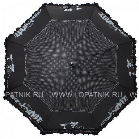 Купить Зонт-трость женский FLIORAJ 121207 FJ, Черный