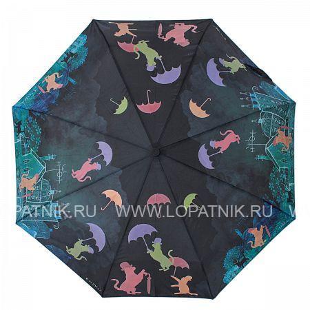 Купить Зонт женский автомат FLIORAJ 210207 FJ, Разноцветный