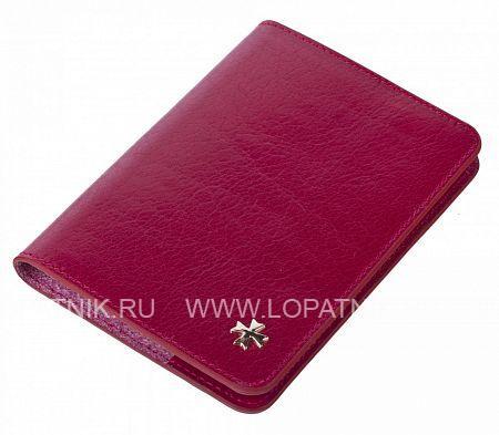 Женская обложка для паспорта VASHERON 9151-N.VEGETTA REDОбложки для паспорта<br>Обложка для паспорта из натуральной кожи. Слева и справа кожаные поля для закреплениям паспорта.<br>Материал: Натуральная кожа; Цвет: Красный; Пол: Женский; Артикул: 9151-N.Vegetta Red;