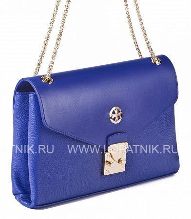 Женская кожаная сумка-клатч VASHERON 9932-N.POLO ULTRA BLUEЖенские сумки<br>Сумка-клатч из натуральной комбинированной кожи,на цепочке,закрывается на замок.Внутри 4 отделения, одно из которых, на молнии,дополнительный карман для мелочей на молнии с фирменным логотипом,карабин для ключей на ленте.В комплекте фирменный мешок для хранения.<br>Материал: Натуральная кожа; Цвет: Синий; Пол: Женский; Артикул: 9932-N.Polo Ultra Blue;