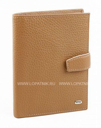 Обложка для паспорта и автодокументов PETEK 596.46B.14Обложки для паспорта<br>Обложка для паспорта и автодокументов из натуральной кожи великолепной выделки. Практичная и удобная модель для тех, кто предпочитает все необходимое хранить в одном месте. Внутри обложка имеет специальное отделение для паспорта, вынимающийся блок из прозрачного пластика для автодокументов. Обложка застегивается на кнопку.<br>Материал: Натуральная кожа; Цвет: Бежевый; Пол: Мужской, Женский; Артикул: 596.46B.14;