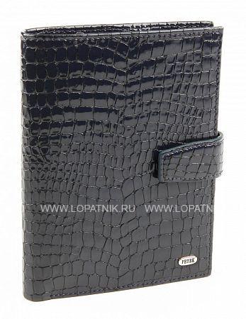 Обложка для паспорта и автодокументов PETEK 596.091.08Обложки для паспорта<br>Обложка для паспорта и автодокументов из натуральной кожи великолепной выделки. Практичная и удобная модель для тех, кто предпочитает все необходимое хранить в одном месте. Внутри обложка имеет специальное отделение для паспорта, вынимающийся блок из прозрачного пластика для автодокументов. Обложка застегивается на кнопку.<br>Материал: Натуральная кожа; Цвет: Синий; Пол: Мужской, Женский; Артикул: 596.091.08;