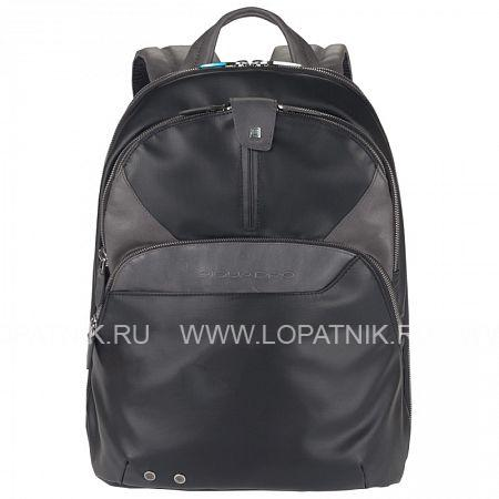 Купить Рюкзак с отделением для ноутбука PIQUADRO CA2944OS/N, Натуральная кожа