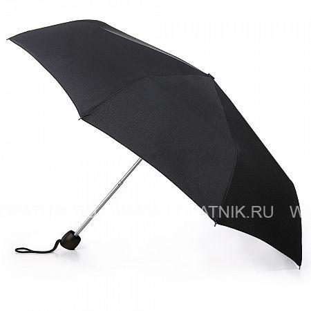 Зонт складной женский FULTON L353-01 BLACKЗонты женские<br>Классический складной женский зонт с большим куполом, черный, механика Достаточно легкий зонт с большим куполом. Тотально черного дизайна, стильный, строгий, по-своему элегантный. Благодаря цвету идеально сочетается с верхней одеждой и аксессуарами любых расцветок. Конструкция модели ветроустойчивая.<br>Механический.<br>Запатентованная безопасная технология замка.<br>Уникальный прочный каркас.<br>Увеличенный купол.<br>Длина в сложенном виде 25 см.<br>Диаметр купола 96 см.<br>Материал: None; Цвет: Черный; Пол: Женский; Артикул: L353-01 Black;