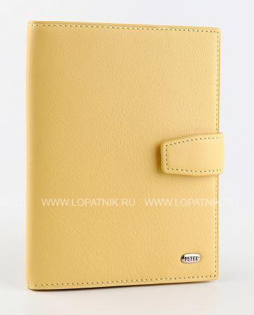 Обложка для паспорта и автодокументов PETEK 595.167.85Обложки для автодокументов<br>Обложка для паспорта и автодокументов из натуральной кожи. Многофункциональная и невероятно практичная модель. Паспорт и все документы на автомобиль – в одном месте! Эта модель снабжена специальным отделением для паспорта, прозрачным кармашком для прав, съемным блоком для документов из нескольких прозрачных страниц. Обложка застегивается на кнопку.<br>Материал: Натуральная кожа; Цвет: Слоновая кость; Пол: Женский; Артикул: 595.167.85;