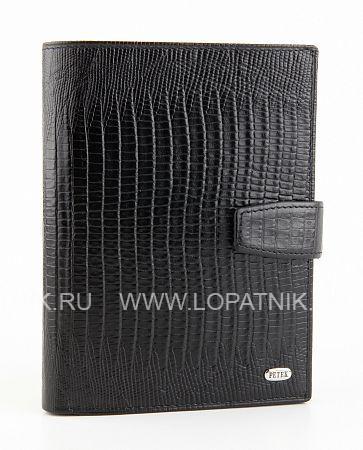 Обложка для паспорта и автодокументов PETEK 596.041.01Обложки для автодокументов<br>Обложка для паспорта и автодокументов из натуральной кожи великолепной выделки. Практичная и удобная модель для тех, кто предпочитает все необходимое хранить в одном месте. Внутри обложка имеет специальное отделение для паспорта, вынимающийся блок из прозрачного пластика для автодокументов. Обложка застегивается на кнопку.<br>Материал: Натуральная кожа; Цвет: Черный; Пол: Мужской; Артикул: 596.041.01;