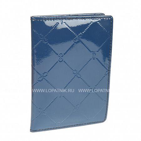 Обложка для паспорта GIANNI CONTI 3777493 BLUEОбложки для паспорта<br>Описание:<br> раскладывается пополам<br>Материал: Натуральная кожа; Цвет: Синий; Пол: Женский; Артикул: 3777493 blue;