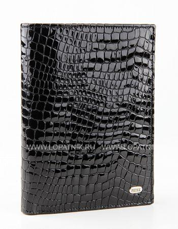 Портмоне мужское PETEK 597.091.01Портмоне и кошельки<br>Компактное мужское портмоне из натуральной кожи. Размеры позволяют легко поместить эту модель в узкий нагрудный карман пиджака или задний карман джинсов. Внутри: два отделения для купюр, пять карманов для карточек, два кармана, отделение для паспорта, два окошка-сеточки.<br>Материал: Натуральная кожа; Цвет: Черный; Пол: Мужской; Артикул: 597.091.01;