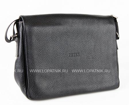 Сумка PETEK 3873.46B.KD1Мужские сумки<br><br>Материал: Натуральная кожа; Цвет: Черный; Пол: Мужской; Артикул: 3873.46B.KD1;