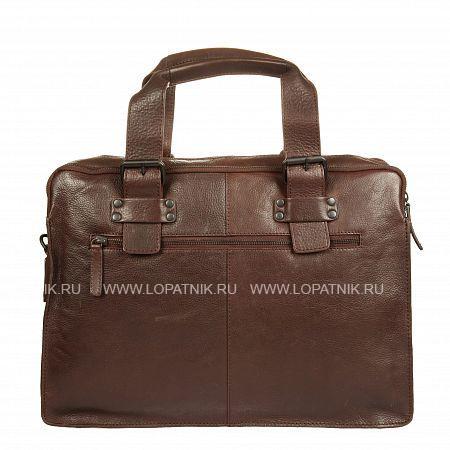Купить Сумка для ноутбука GIANNI CONTI 1131411 DARK BROWN, Коричневый, Натуральная кожа