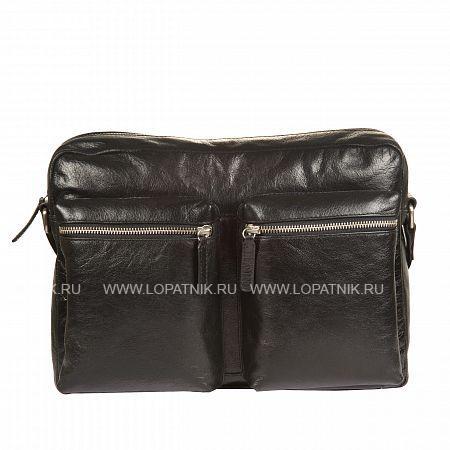 Купить Сумка на плечевом ремне GIANNI CONTI 1482304 BLACK, Черный, Натуральная кожа