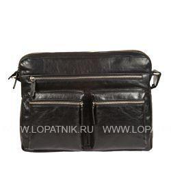 Купить Сумка на плечевом ремне GIANNI CONTI 1482307 BLACK, Черный, Натуральная кожа