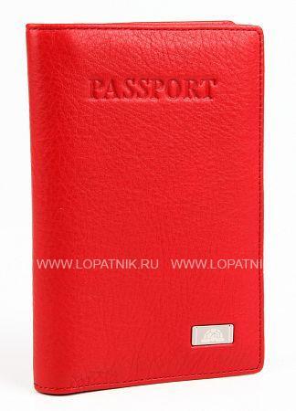 Обложка для паспорта TONY PEROTTI 561235/4Обложки для паспорта<br>Отделение для паспорта, доп.отделения для визиток, кредиток.<br>Материал: Натуральная кожа; Цвет: Красный; Пол: Мужской, Женский; Артикул: 561235/4;