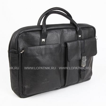 Купить Сумка для ноутбука TONY PEROTTI 610001/1, Черный, Натуральная кожа