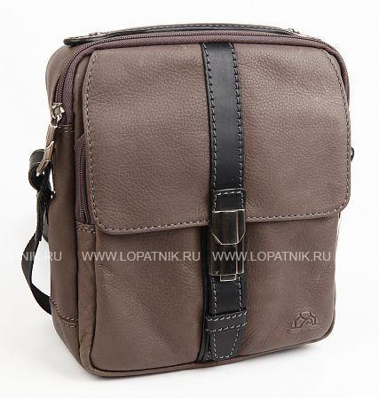 Купить Сумка на плечевом ремне TONY PEROTTI 610012/13, Коричневый, Натуральная кожа
