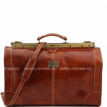 Купить Сумка-саквояж TUSCANY TL1022-4, Оранжевый, Натуральная кожа