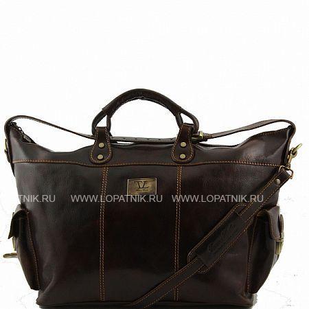 Купить Сумка дорожная TUSCANY TL140938-02, Коричневый, Натуральная кожа