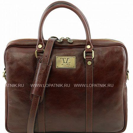 Купить Сумка для ноутбука TUSCANY TL141283-2, Коричневый, Натуральная кожа