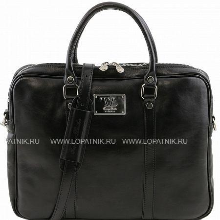 Купить Сумка для ноутбука TUSCANY TL141283-1, Черный, Натуральная кожа