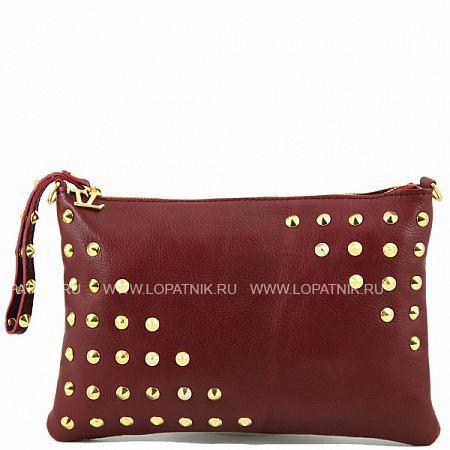 Сумочка-клатч TUSCANY TL141122-3Женские сумки<br>Превосходная маленькая сумочка-конверт, хорошо подходящая к вечернему платью. Может носиться как на кисти руки, так и на длинном плечевом ремешке. Отлично подчеркнет Ваш утонченный вкус, и прекрасно будет сочетаться с Вашей стройной фигурой. Незаменимый аксессуар к Вашему вечернему туалету.<br>Материал: Натуральная кожа; Цвет: Красный; Пол: Женский; Артикул: TL141122-3;