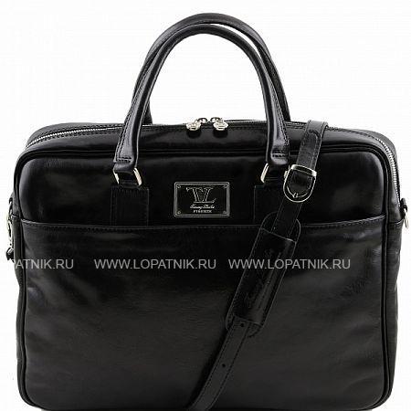 Купить Сумка для ноутбука TUSCANY TL141241-1, Черный, Натуральная кожа