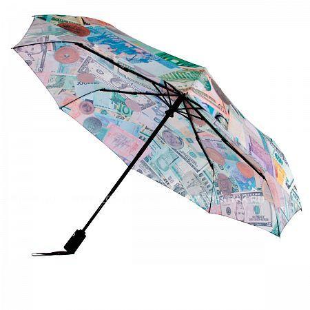 Купить Зонт складной женский FLIORAJ 014-42 FJ, Разноцветный