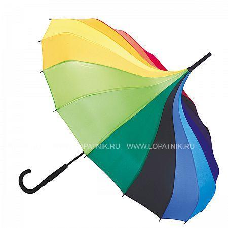 Купить Зонт-трость женский FLIORAJ 121200 FJ, Разноцветный