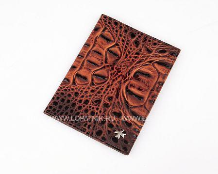 Обложка для паспорта VASHERON 9155-N.BAMBINO OLIVEОбложки для паспорта<br>Обложка для паспорта из натуральной телячьей кожи, внутри кожаные поля.<br>Материал: Натуральная кожа; Цвет: Коричневый, Черный; Пол: Женский; Артикул: 9155-N.Bambino Olive;