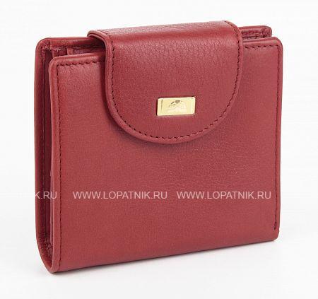 Купить Портмоне кожаное женское TONY PEROTTI 563416/4, Красный, Натуральная кожа