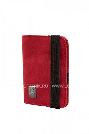 Обложка для паспорта VICTORINOX VICTORINOX 31172203Дорожные сумки<br>Обложка для паспорта VICTORINOX, с защитой от сканирования RFID, красная, нейлон 800D, 10x1x14 см<br>Материал: None; Цвет: None; Пол: None; Артикул: 31172203;