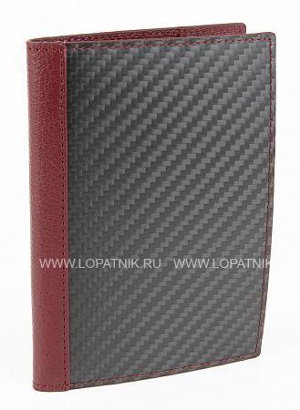 Обложка на паспорт PETEK 30002.X14.D18Обложки для паспорта<br>Мужское портмоне для авиабилетов из натуральной кожи.<br>Материал: Натуральная кожа; Цвет: Бордовый, Черный; Пол: Мужской; Артикул: 30002.X14.D18;