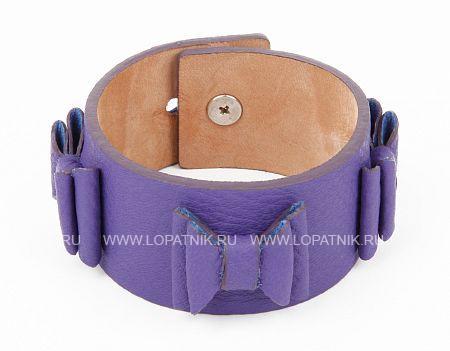 Браслет кожаный PETEK 70014.PNF.27Браслеты женские<br>Женский кожаный браслет фиолетового цвета.#:#lt;br /#:#gt;<br>Материал: Натуральная кожа; Цвет: Фиолетовый; Пол: Женский; Артикул: 70014.PNF.27;