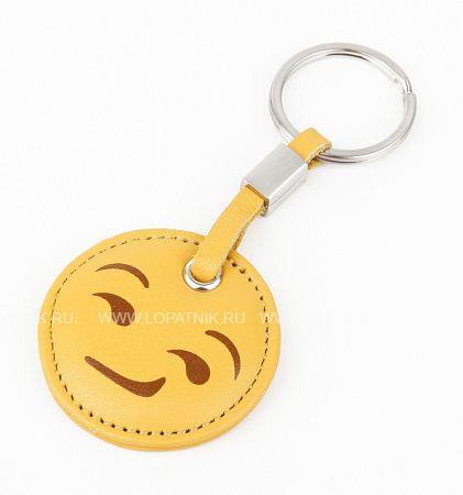 Брелок TONY PEROTTI 293434/5Брелоки<br>Брелок для ключей.<br>Материал: Натуральная кожа; Цвет: Желтый; Пол: Мужской, Женский; Артикул: 293434/5;