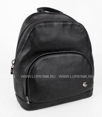 Купить Рюкзак кожаный BRUNO PERRI 7252-3/1, Черный, Натуральная кожа