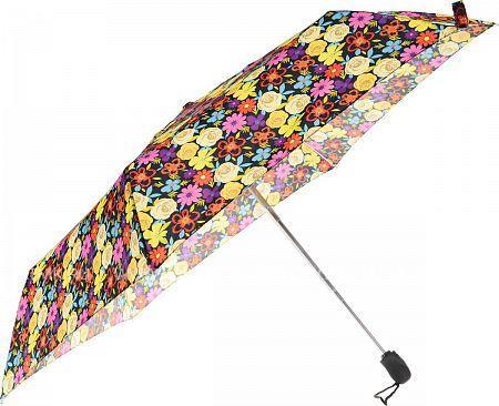 Зонт складной женский FULTON J739-3051 CHINTZЗонты женские<br>Обладательнице этого зонта будут не страшны внезапные перемены погоды. Такого легкого и компактного защитника от непогоды можно каждый день иметь под рукой.<br>Нажав всего одну кнопку, вы легко сможете распахнуть или сложить купол этого полностью автоматического зонта. Его небольшая ручка приятно ложится в руку. К зонтику прилагается чехол на липучке для комфортного упаковывания.<br>Материал: Полиэстер (тканевый); Цвет: Разноцветный; Пол: Женский; Артикул: J739-3051 Chintz;