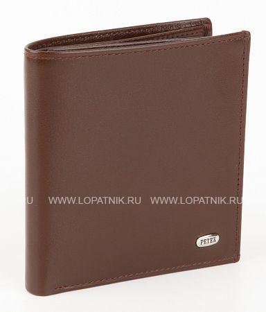 Купить Мужское кожаное портмоне PETEK 212.000.222, Коричневый, Натуральная кожа