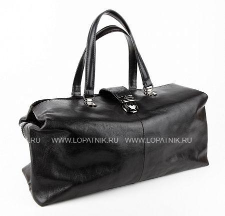 Купить Саквояж кожаный мужской TONY PEROTTI 331103/1, Черный, Натуральная кожа